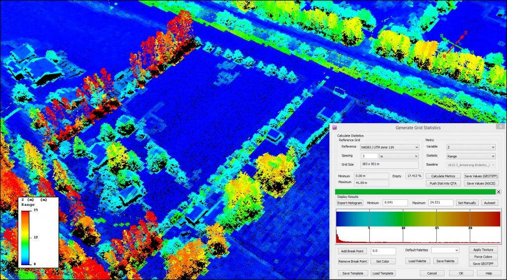 UAV Software : QUICK TERRAIN MODELER