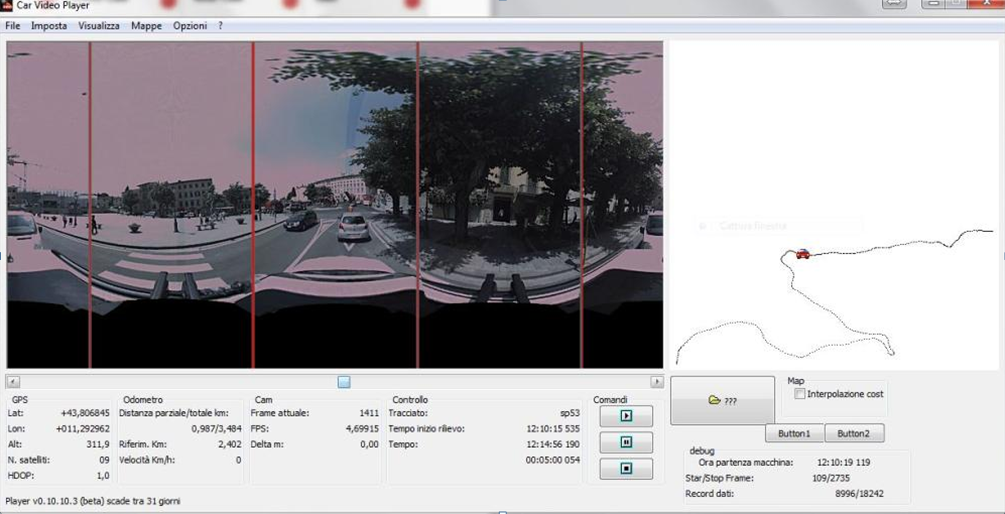 3DT-Mobile Mapping System - iStar Edition